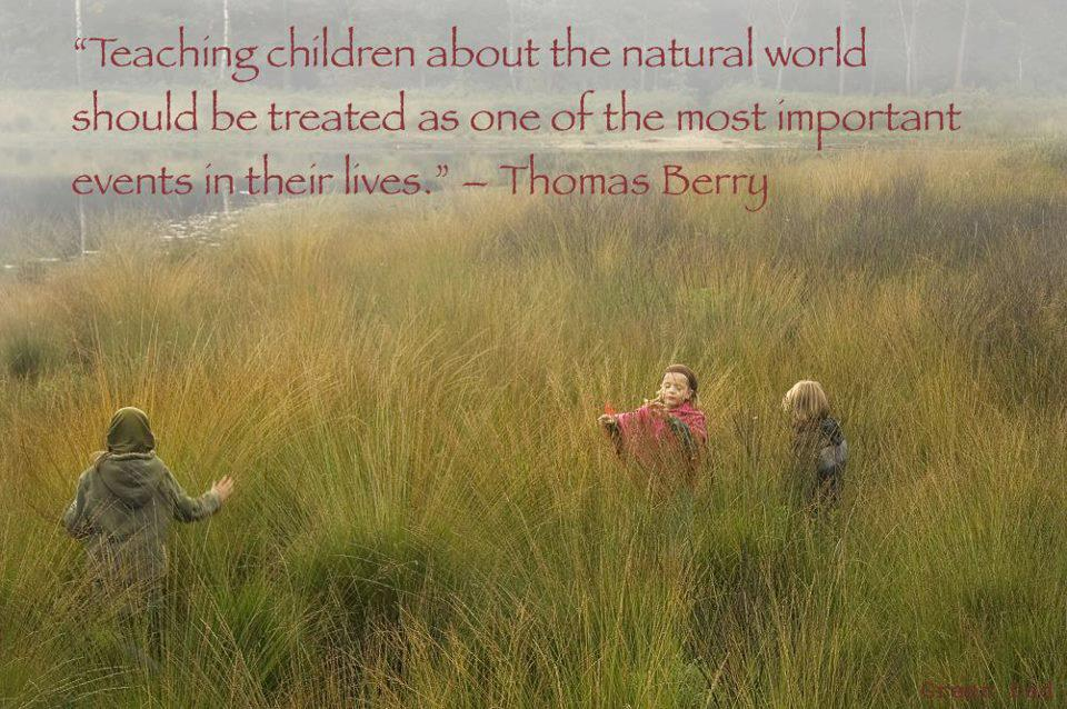 Children and Nature_Berry Quote