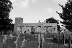 Cornwood Church